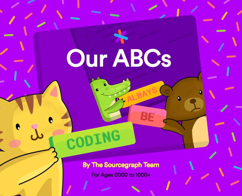 Our ABCs: Always Be Coding children's book free to download