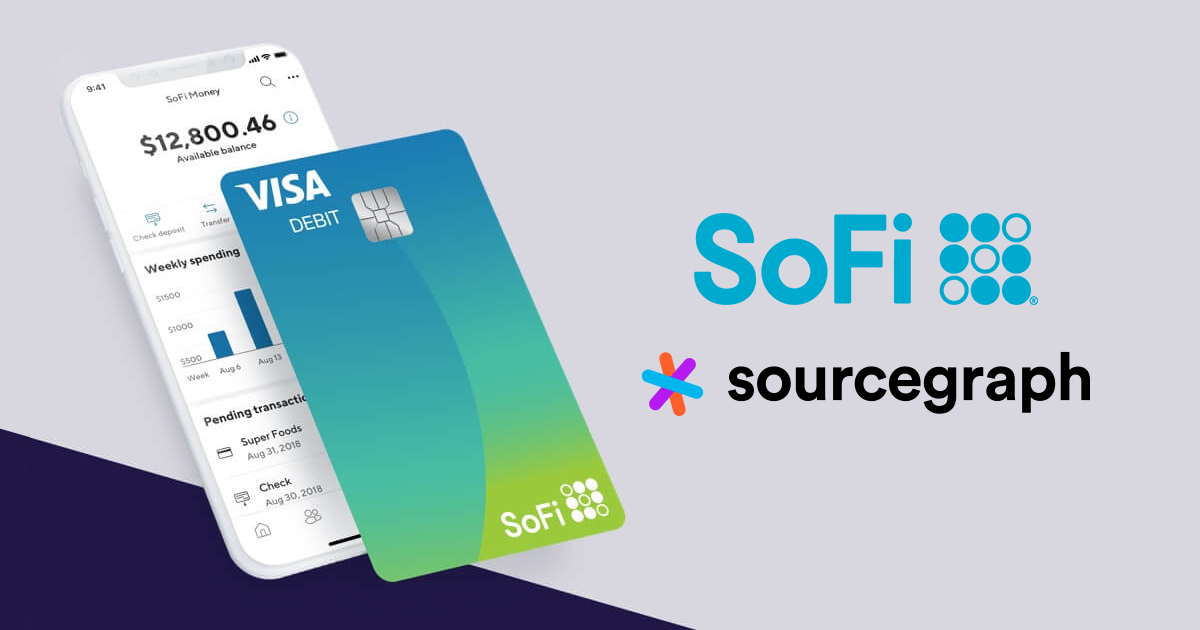 SoFi engineers rely on Sourcegraph to help manage hundreds of microservices