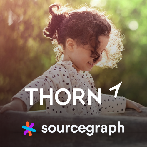 How Thorn sunsets legacy applications safely with Sourcegraph
