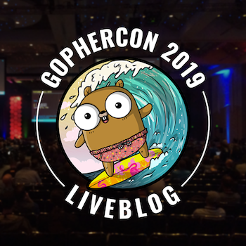 GopherCon and dotGo Liveblogs by Sourcegraph